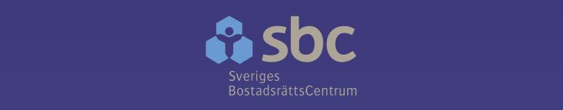 Analys av SBC Sveriges BostadsrättsCentrum